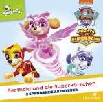 Berthold und die Superkätzchen Cover