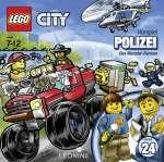Polizei - Das Monster-Rennen (Hörbuch-CD) Cover