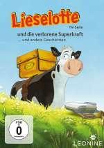 Lieselotte und die verlorene Superkraft Cover