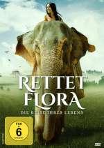 Rettet Flora - Die Reise ihres Lebens Cover