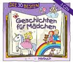 Die 30 besten Geschichten für Mädchen (3 CDs) Cover
