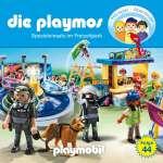 Spezialeinsatz im Freizeitpark Cover