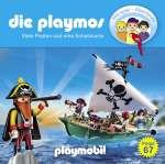 Viele Piraten und eine Schatzkarte Cover