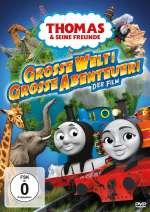 Grosse Welt! Grosse Abenteuer! Cover