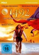 1492 - Die Eroberung des Paradieses Cover