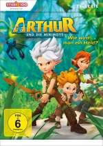 Arthur und die Minimoys: Wie wird man ein Held  (DVD) Cover
