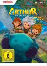 Arthur und die Minimoys: Was für ein Team (DVD) Cover