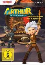 Arthur und die Minimoys Cover