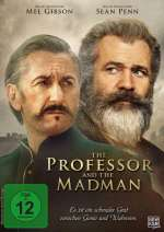 The professor and the madman Cover