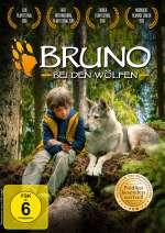 Bruno bei den Wölfen Cover
