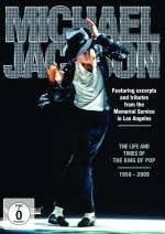 Michael Jackson - The Life and Times of the King of POP 1958–2009 Cover