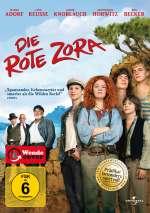 Die rote Zora (DVD) Cover