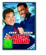 Rush hour 1 Cover