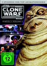 Star Wars: The Clone Wars Staffe 3 Volume 2 Cover