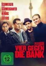 Vier gegen die Bank Cover