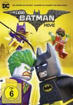 The LEGO Batman movie Cover