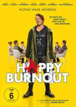 Happy Burnout  (DVD) Cover