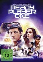 Ready Player One (DVD) Cover