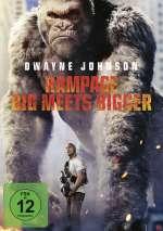 Rampage - Big meets bigger Cover