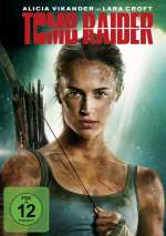 Tomb Raider (DVD) Cover