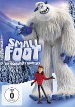 Small Foot (DVD) Cover