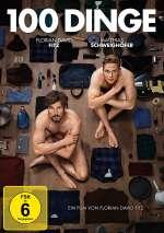 100 Dinge (DVD) Cover