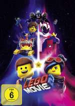 The Lego Movie 2 (DVD) Cover