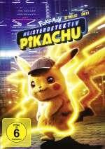 Pokémon Meisterdetektiv Pikachu Cover