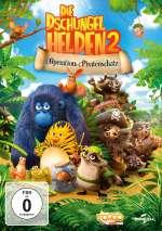 Die Dschungelhelden 2 Cover