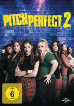Pitch Perfect 2 (1 DVD) Cover