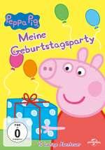 Peppa Pig - Meine Geburtstagsparty (DVD) Cover