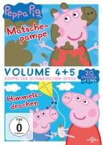 Peppa Pig 4+5 (DVD) Cover