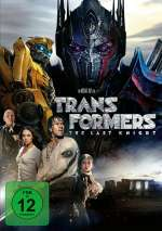 Transformers (DVD) Cover