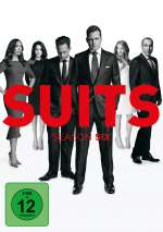 Suits Staffel 6 Cover