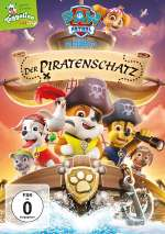 Der Piratenschatz   (DVD) Cover