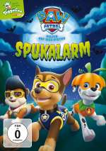 Spukalarm  (DVD) Cover