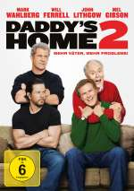Daddy's Home 2 Cover
