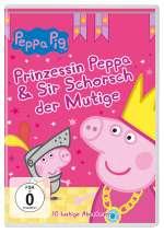 Peppa Pig - Prinzessin Peppa & Sir Schorsch, der Mutige Cover