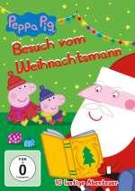 Peppa Pig - Besuch vom Weihnachtsmann Cover