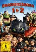 Drachenzähmen leicht gemacht 1&2 (2 DVDs) Cover