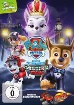 Paw Patrol - Mission Paw Cover