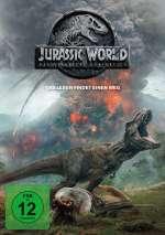 Jurasssic World - Das gefallene Königreich (1 DVD) Cover