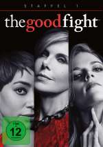 The good fight Staffel 1 Cover