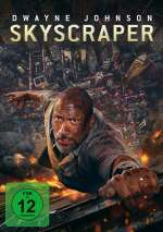Skyscraper  (1 DVD) Cover