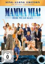 Mamma mia! - Here we go again (1 DVD) Cover