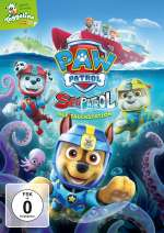 Paw Patrol - Sea Patrol auf Tauchstation Cover