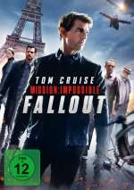 Mission: Impossible 6 - Fallout Cover