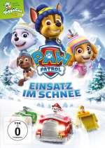 Paw Patrol - Einsatz im Schnee (DVD) Cover
