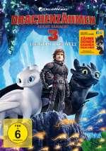 Drachenzähmen leicht gemacht 3 (DVD) Cover