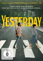 Yesterday (DVD) Cover